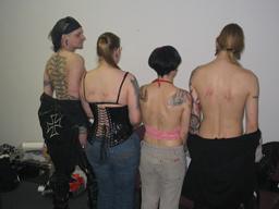 Deep metal piercing dortmund